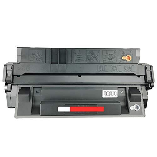 CC4129X tonercartridge voor HP LJ5000 / 5000N / 5 100N / 5100SE / 5100LE CanonL BP- 62XL / 840/850/880/910 laserprinter, zwart 1 pack installatie zal de printer niet beschadigen en 10.000 pagina's afdrukken