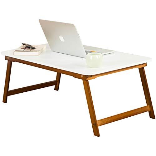 NJ Inklapbaar laptopbureau voor scholieren, bureau voor thuis, bureau, bureau