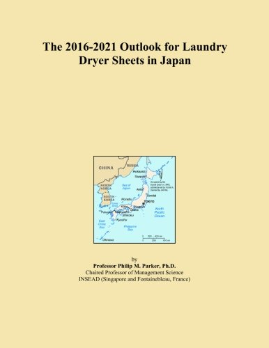 The 2016-2021 Outlook for Laundry Dryer Sheets in Japan