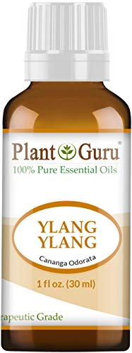 Ylang Ylang Essential Oil 1 oz / 30 ml 100% Pure Undiluted Therapeutic Grade.