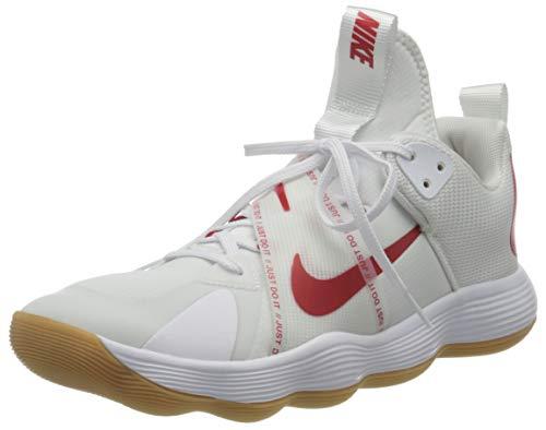Nike Ci2955-160_45, Zapatillas De Voleibol Hombre, Blanco, Eu