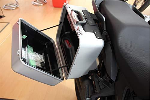Juego de maletas Crosstourer VFR1200X original Honda