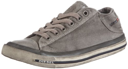 Diesel Damen Exposure Low W top, Grau (Gunmetal T8080), 40 EU
