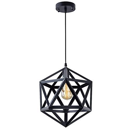 SMEJS Lampadario, Antico Metallo dell'Annata lampadario Chandelier Star Dust Altezza Regolabile Ristorante Illuminazione Soggiorno Illuminazione