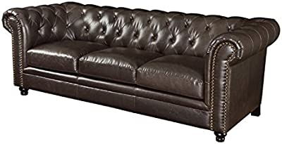 Amazon.com: Pasargad Home SOFA-3009-3 Chester Bay Genuine ...