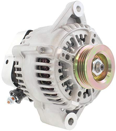 New Premium Alternator fits Toyota 4Runner, Tacoma & Tundra W/3.4L Engines V6 3378cc 1999,2000,2001,2002,2003,2004 101211-9590 27060-62160 334-1341 334-2051 334-2079 1N9147 213-9147 90-29-5381N