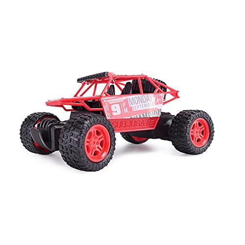 DEORBOB 2.4GHz Control Remoto De Deriva De Alta Velocidad Coche De Escalada Todoterreno 4WD Radio Controlado Land Violent Racing Toy RC Vehículo Navidad Cumpleaños Regalo De Ensueño Para Niños Adultos