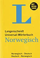 Langenscheidt Universal-Woerterbuch Norwegisch - mit Tipps fuer die Reise: Deutsch-Norwegisch/Norwegisch-Deutsch