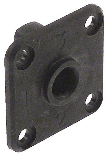 Hobart Lagerbuchse für Mixer HSM20, NCM20, A-200N, HSM30, HSM40 für Schalthebel Breite 53mm Länge 53mm
