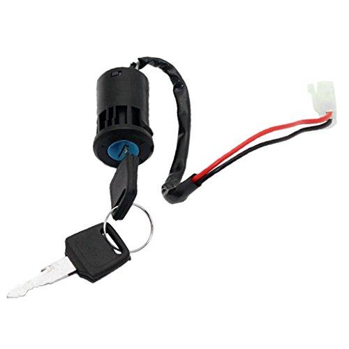 Ersatz 2-Pol Zündschlussel Schalter, Zubehör für ATV Motorrad