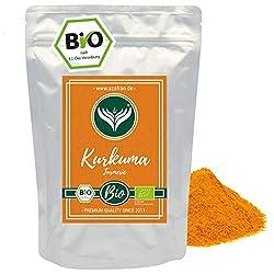 Bio-Kurkuma-Pulver