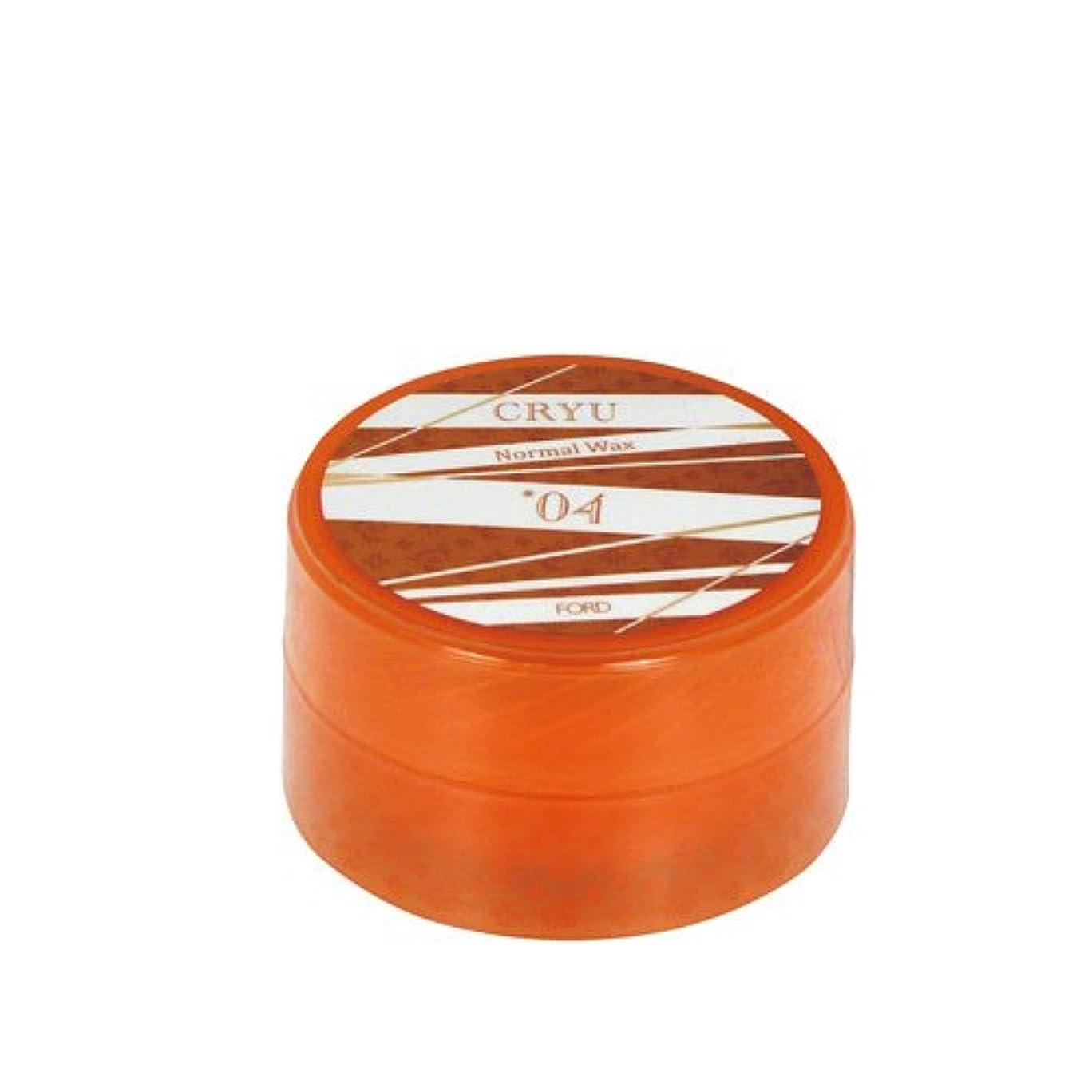 ワーディアンケース安定したルアーフォードヘア化粧品 クリュ ノーマルワックス 80g