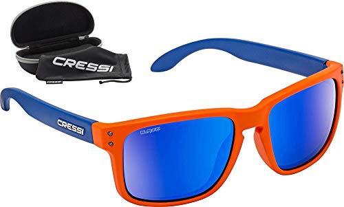 Cressi Blaze zonnebrillen gepolariseerde zonnebrillen met waterbestendige glazen