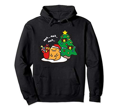 Gudetama Christmas Tree Hoodie Sweatshirt