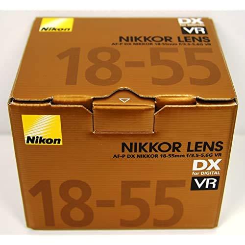 Nikon(ニコン)『AF-PDXNIKKOR18-55mmf/3.5-5.6GVR』
