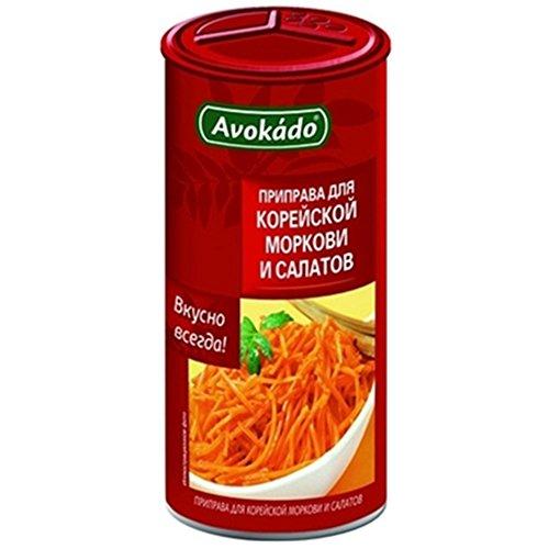 Avokado Gewürzmischung für koreanische Möhren, 200 g