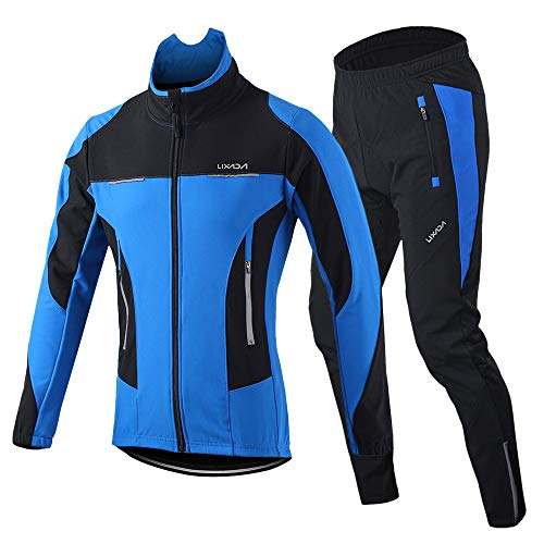 Lixada Men's Cycling Jersey Set