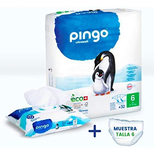 Pack Descubrimiento Talla 6 Pingo