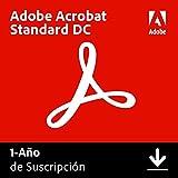 Adobe Acrobat DC | Standard | 1 Año | PC | Código de activación PC enviado por email