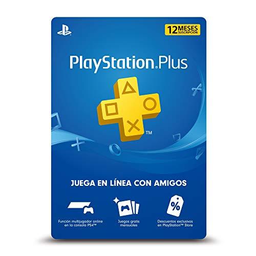 PlayStation Plus membresía de 12 meses - PlayStation 4 Standard Edition