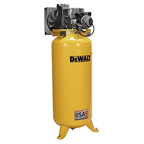 Dewalt DXCM602 3.7 HP Single-Stage 60 Gallon Oil-Lube Stationary Vertical Air Compressor