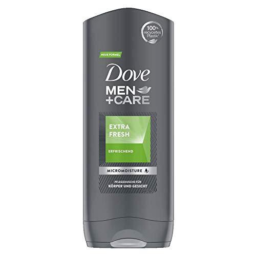 Dove Men + Care Extra Fresh XXL Duschgel, 6er Pack (6 x 400 ml)