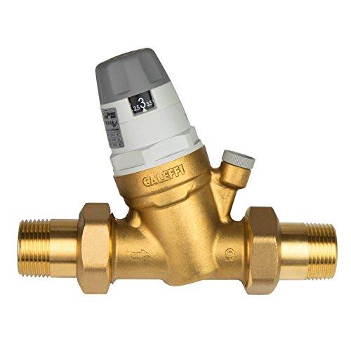 Caleffi Brauchwasser Druckminderer 1 Zoll 1 bis 6 bar 535060