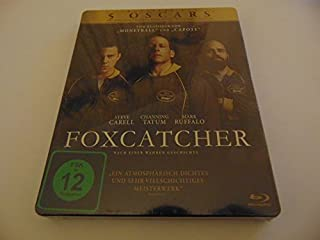 Foxcatcher : Blu-ray Steelbook : German Release English/German Sound