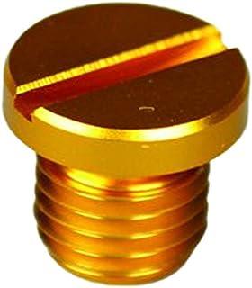 ポッシュ(POSH) ミラーホールカバーキャップ M10 正ネジ ゴールド (1個入) 000806-04