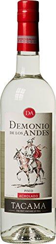Tacama Pisco Demonio de los Andes, 1er Pack (1 x 700 ml)
