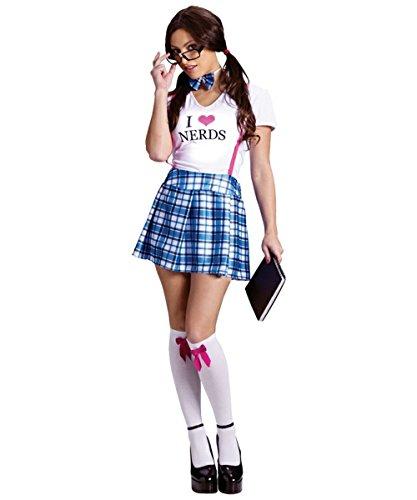 - Nerd Mädchen Kostüme