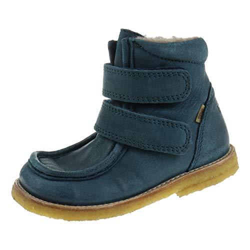 Bisgaard Schuhe für Mädchen Kinderstiefel Petrolio 6050721710022 (30 EU)