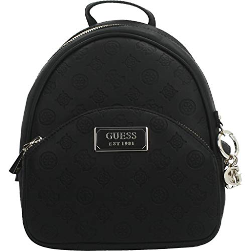 Guess Logo Love Bradyn Backpack Black