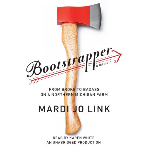 Bootstrapper audiobook cover art