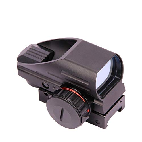 BigTron Triplespark 4 Reticle Holographic Red Green Dot Sight Taktische Reflex Sight Scope für Rifle Airgun mit 20mm Rail Mount