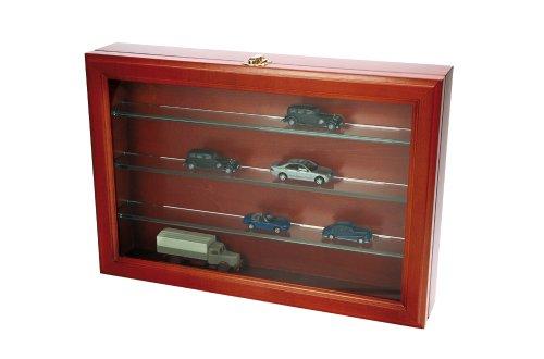 SAFE Vitrine aus Holz mit 3 Glasablagen 5929