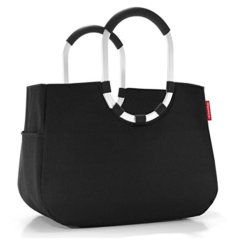 reisenthel loopshopper L 46 x 34,5 x 25 cm / 25 l / black