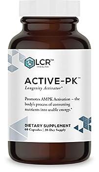 LCR Health™ Active-PK™ Longevity Activator 60 Count