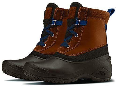 The North Face Women's Shellista III Shorty, Demitasse Brown/Carafe Brown, 6.5