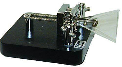 MFJ MFJ-564B MFJ-564 Original Enterprises Iambic Paddles for Morse Code, Black