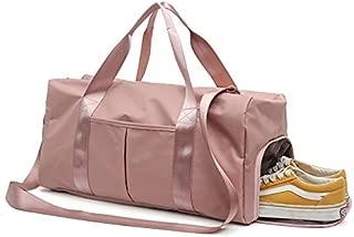 スポーツバッグ 乾湿分離 シューズ収納 男女兼用 ボストンバッグ プールバッグ ジムバッグ 多用途 温泉バック 体育バッグ トラベルバッグ 旅行週末 ショルダーバッグ