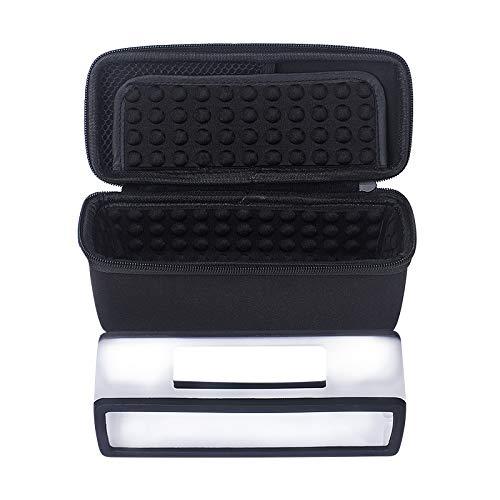 Poschell - Bolsa de Viaje, Dura, con protección, Caja con Cubierta Suave para Altavoces Soundlink de Bose, inalámbricos, Mini 2 Bluetooth