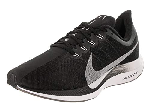 Nike Zoom Pegasus 35 Turbo, Zapatillas de Running para Hombre, Multicolor (Black/Vast Oil Grey/Gunsmoke 001), 42.5 EU