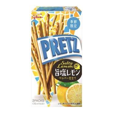江崎グリコ プリッツ(旨塩レモン) 62g ×10個