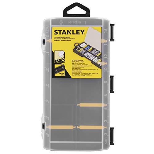 Stanley STST81679-1 Organizer porta minuteria, TRASPARENTE