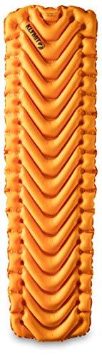 Klymit Insulated V Ultralite Sleeping Pad, Orange, One Size