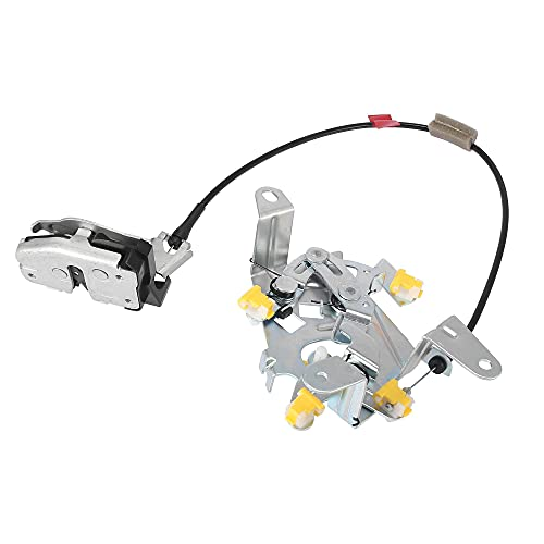 X AUTOHAUX Door Lock Actuator Motor with Cable Rear Left Driver Side for Ford...