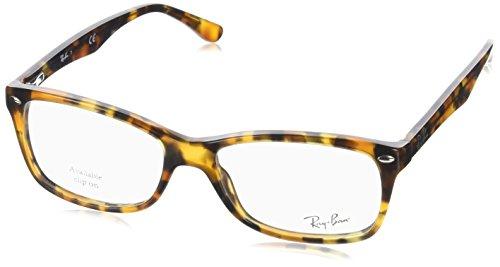 Ray-Ban 0rx 5228 5712 55 Monturas de Gafas, Havana Brown/Grey, Mujer
