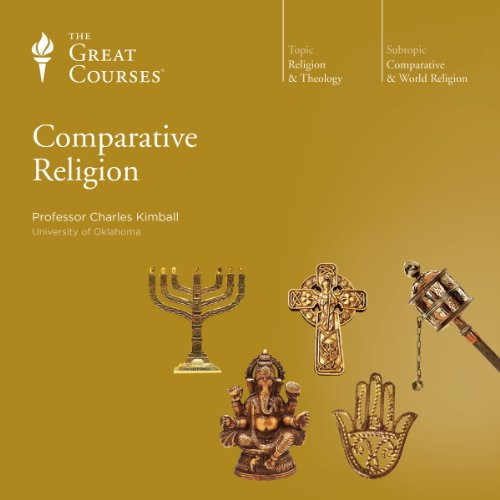 Comparative Religion audiobook cover art