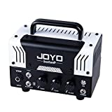JOYO BanTamP VIVO (Sound of Peavey EVH 5150) Dual Channel Hybrid Guitar Amplifier Tube Head Electric Guitar Amp Head Classic British High Gain Distortion Effect